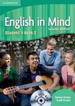 English in Mind 2 Student's Book + DVD – książka