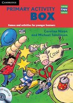 Primary Activity Box Book with Audio CD – książka