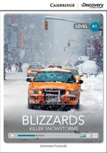 Blizzards: Killer Snowstorm Beginning Book with Online Access – książka