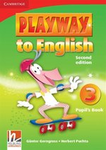 Playway to English 3 Pupil's Book – książka