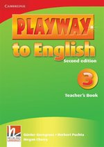 Playway to English 3 Teacher's Book – książka