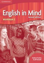 English in Mind 1 Workbook – książka