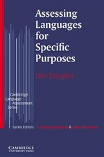 Assessing Languages for Specific Purposes – książka