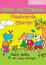 Hippo and Friends Starter Flashcards – zabawka