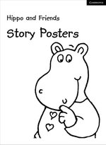 Hippo and Friends 1 Story Posters Pack of 9 – zabawka
