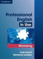 Professional English in Use Marketing – książka