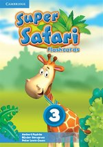 Super Safari 3 Flashcards – zabawka