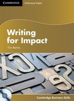 Writing for Impact Student's Book with Audio CD – książka