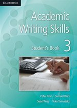 Academic Writing Skills 3 Student's Book – książka