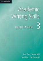 Academic Writing Skills 3 Teacher's Manual – książka