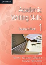 Academic Writing Skills 1 Student's Book – książka