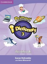 Primary i-Dictionary Level 3 Flyers Workbook and DVD-ROM Pack – książka