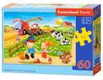 Puzzle 60 Summer in the Countryside – gra