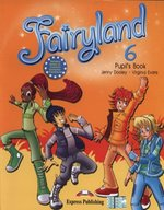 Fairyland 6 Pupil's Book – książka