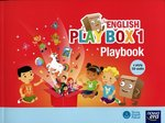 English Play Box 1 Playbook z płytą CD – książka