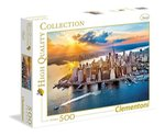 Puzzle High Quality Collection New York 500 – gra