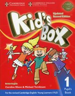 Kid's Box 1 Pupil's Book – książka