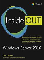 Windows Server 2016 Inside Out – książka