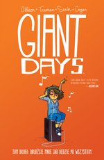 Giant Days Tom 2 – książka