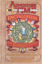 Adventure time Encyklopedia / Studio JG – książka