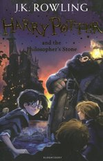 Harry Potter and the Philosophers Stone – książka