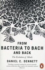 From Bacteria to Bach and Back – książka