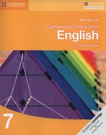 Cambridge Checkpoint English Coursebook 7 – książka