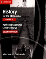History for the IB Diploma: Paper 2: Authoritarian States – książka