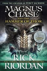 Magnus Chase and the Hammer of Thor – książka