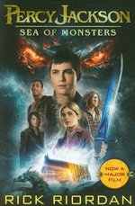 Percy Jackson and the Sea of Monsters – książka