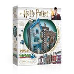 Wrebbit 3D Puzzle Harry Potter Ollivander's Wand Shop 295 – gra