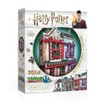 Wrebbit 3D Puzzle Harry Potter Quality Quidditch Supplies 305 – gra