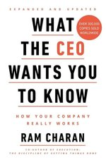 What the CEO Wants You to Know – książka