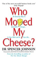 Who Moved My Cheese – książka