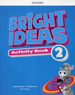 Bright Ideas 2 Activity Book + Online Practice – książka