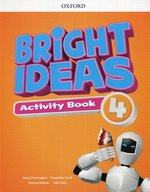 Bright Ideas 4 Activity Book + Online Practice – książka