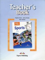 Career Paths Sports Teacher's Book – książka