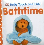 Baby Touch and Feel Bathtime – książka