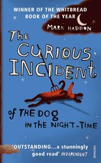 The Curious Incident of the Dog in the Night – książka