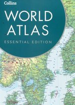 Collins World Atlas Essential Edition – książka