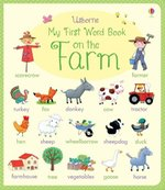 My first word book on the Farm – książka