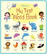 My First Word Book – książka