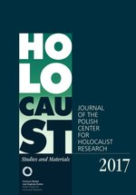 Holocaust Studies and Materials /Volume 2017/ – książka