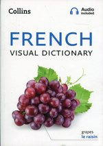 Collins French Visual Dictionary – książka