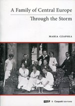 A family of Central Europe Through the Storm – książka