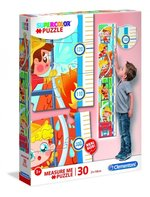 Puzzle Supercolor 30 Masure Me – gra