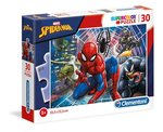 Puzzle Supercolor 30 Spider-Man – gra