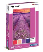 Puzzle High Quality Collection Pantone Lavender Sunset 1000 – gra