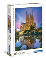 Puzzle High Quality Collection Barcelona 500 – gra