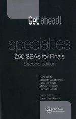 Get ahead! Specialties: 250 SBAs for Finals – książka